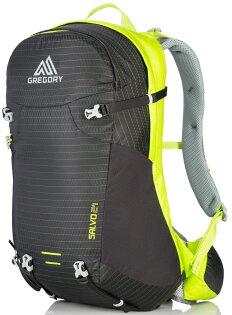 Gregory Salvo 24 網架登山背包/郊山小背包/單車包 24升 68417 黑/綠