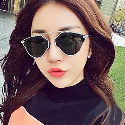 墨鏡 歐美部落客流行個性太陽眼鏡【O2916】☆雙兒網☆ 1