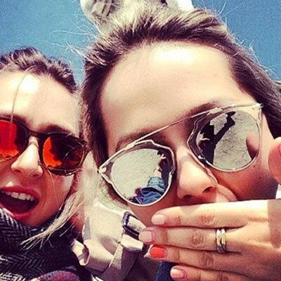 墨鏡 歐美部落客流行個性太陽眼鏡【O2916】☆雙兒網☆ 3
