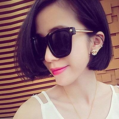 墨鏡 明星時尚金屬太陽眼鏡【O2919】☆雙兒網☆ 2
