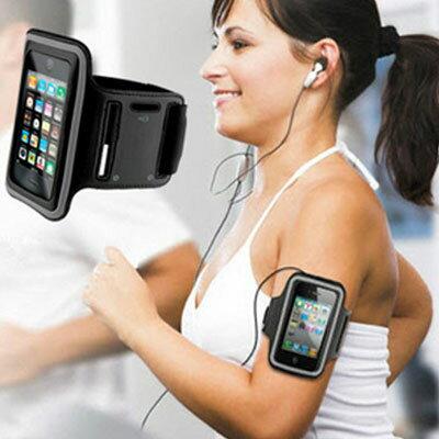 ☆雙兒網☆ 【AO2387】慢跑運動用手機臂套 顏色隨機 適用iPhone 5/4S/4 三星S2/S3 - 限時優惠好康折扣
