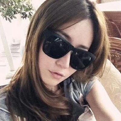 ☆雙兒網☆ 好萊塢明星最愛韓版大方框太陽眼鏡【O2593】 - 限時優惠好康折扣