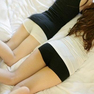 短褲 基本款內搭小短褲熱褲安全褲【P2858】☆雙兒網☆ - 限時優惠好康折扣