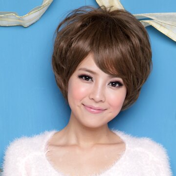 ☆雙兒網☆HOT!材質再升級新耐熱假髮【MB029】耐熱纖維-韓劇原來是美男俏麗新髮型 0