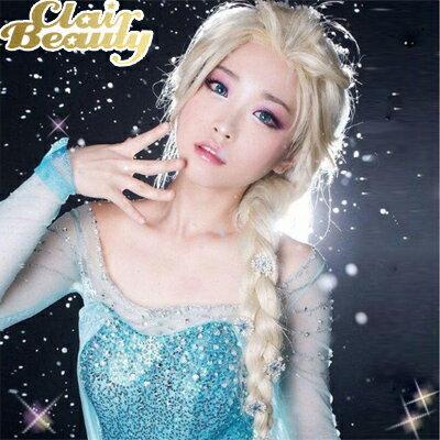迪士尼~冰雪奇缘大冒險Elsa艾莎/安娜造型假髮【MA184】☆雙兒網☆ 0