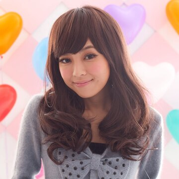 ☆雙兒網☆HOT!材質再升級新耐熱假髮【MX035】SPRING春氛浪漫甜蜜捲髮型 0