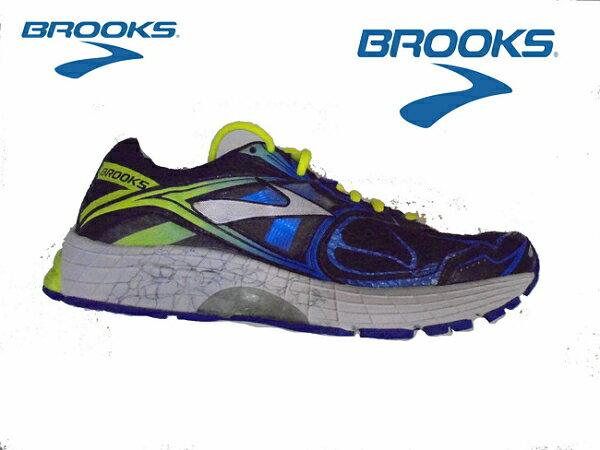 (特價) BROOKS 美國布魯斯 男款 Ravenna 5  輕量支撐款 慢跑鞋 BK1101561D048