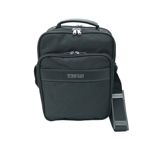 【加賀皮件】 Yeson永生 台灣製造 可肩背 手提 側背 公事包/側背包/外出萬用包 43711