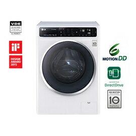 (標準安裝) LG 樂金 【10公斤洗脫烘】滾筒洗衣機 F1450HT1W