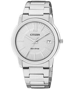 CITIZEN星辰FE6010-50A都會簡約光動能女錶/白面32mm