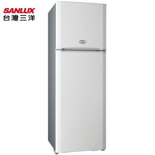 SANLUX 台灣三洋  SR-B380B 電冰箱 能源效率2級380L