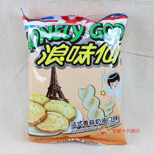 【0216零食會社】浪味仙(法式香蒜奶油)42g