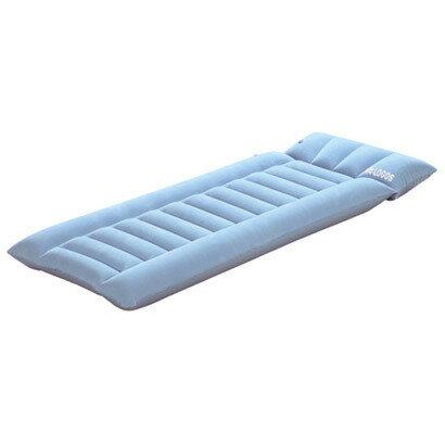 【露營趣】中和 LOGOS LG73802801 單人加寬加厚車中床 充氣床 充氣墊(吹氣款充氣睡墊)