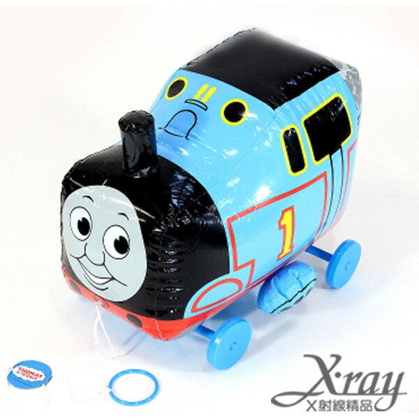 X射線【C057719】湯瑪士充氣拉車玩具,兒童玩具/湯瑪士/充氣玩具