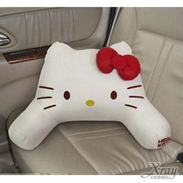 X射線~C231623~Hello Kitty  護腰墊,防滑 車用 收納