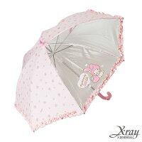 美樂蒂My Melody周邊商品推薦到X射線【C756324】美樂蒂雨傘-草莓,雨傘/雨具/晴雨兩用