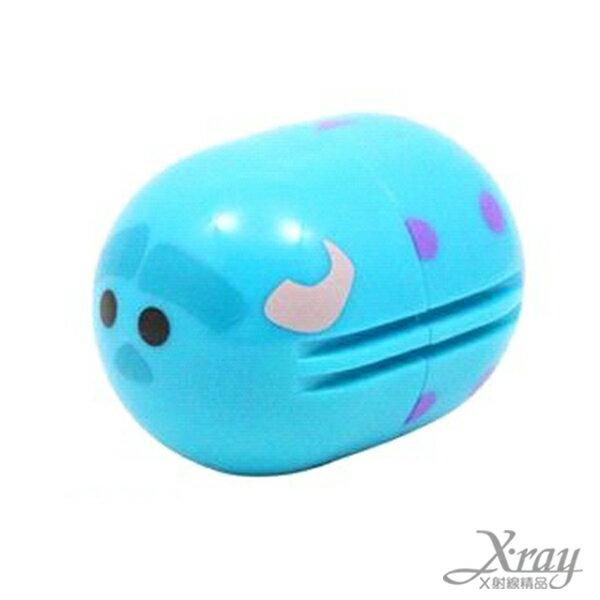 X射線【C854579】TSUM TSUM滾滾球(毛怪),怪獸大學/迪士尼/玩偶/紓壓小物/