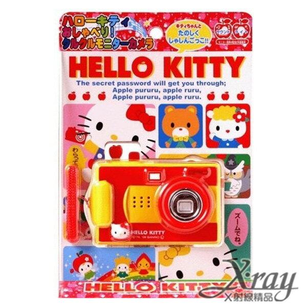 X射線【C006018】HelloKitty相機,兒童玩具/  HelloKitty/相機