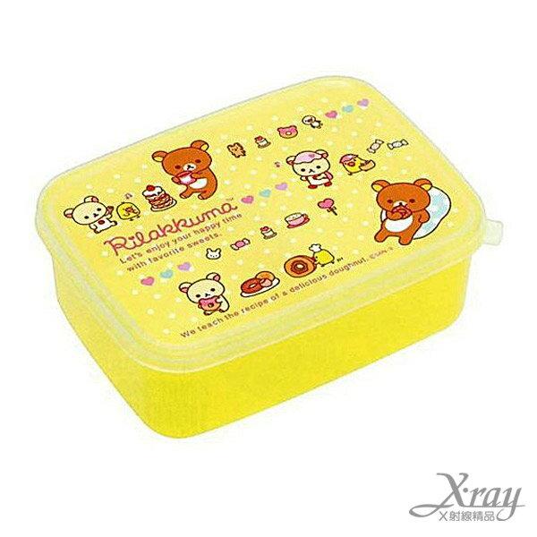X射線【C656726】 懶熊分隔便當盒,便當/保鮮盒/吉胖喵/餐具