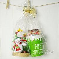 小熊維尼周邊商品推薦X射線【X2954481】雪人快樂聖誕置物桶糖果組,佈置/裝飾/擺飾/交換禮物/聖誕節禮物