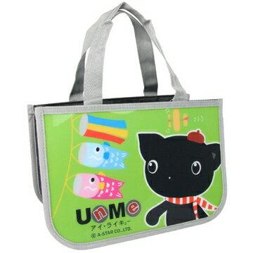 X射線【Cg3113】UnMe多功能手提便當袋萬用提袋(綠)台灣製造,開學必備/兒童書包/雙肩包