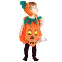 萬聖節Halloween到X射線【W911612】俏皮南瓜裝,萬聖節服裝/化妝舞會/派對道具/兒童變裝/角色扮演