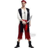 聖誕節禮物推薦到X射線【W919564】加勒比男海盜,化妝舞會/角色扮演/尾牙表演/萬聖節造型服裝/聖誕節/兒童變裝