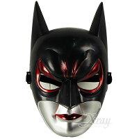 蝙蝠俠與超人周邊商品推薦X射線【W060007】蝙蝠俠面具,萬聖節/Party/角色扮演/化妝舞會/表演造型都合適~