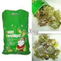 聖誕節禮物推薦X射線【X000000】聖誕佈置驚喜包(金), 聖誕衣/聖誕帽/聖誕襪/聖誕禮物袋/聖誕老人衣服