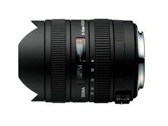Sigma 8-16mm F4.5~5.6 DC HSM 恆伸公司貨
