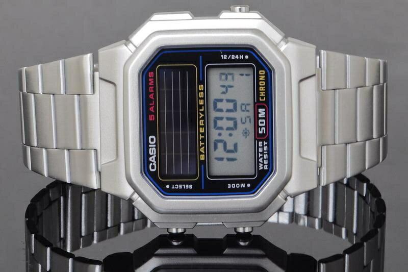 Reloj Casio caballero AL-190WD-1A  0
