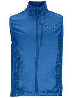 Marmot Ether DriClime Vest 防風快乾DriClime風衣背心 男款 52490-3963 藍