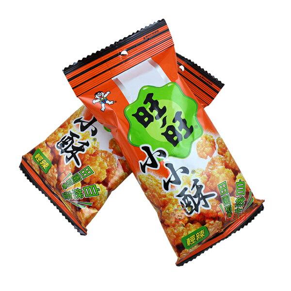 【0216零食會社】旺旺-小小酥(田園稻香-輕辣)
