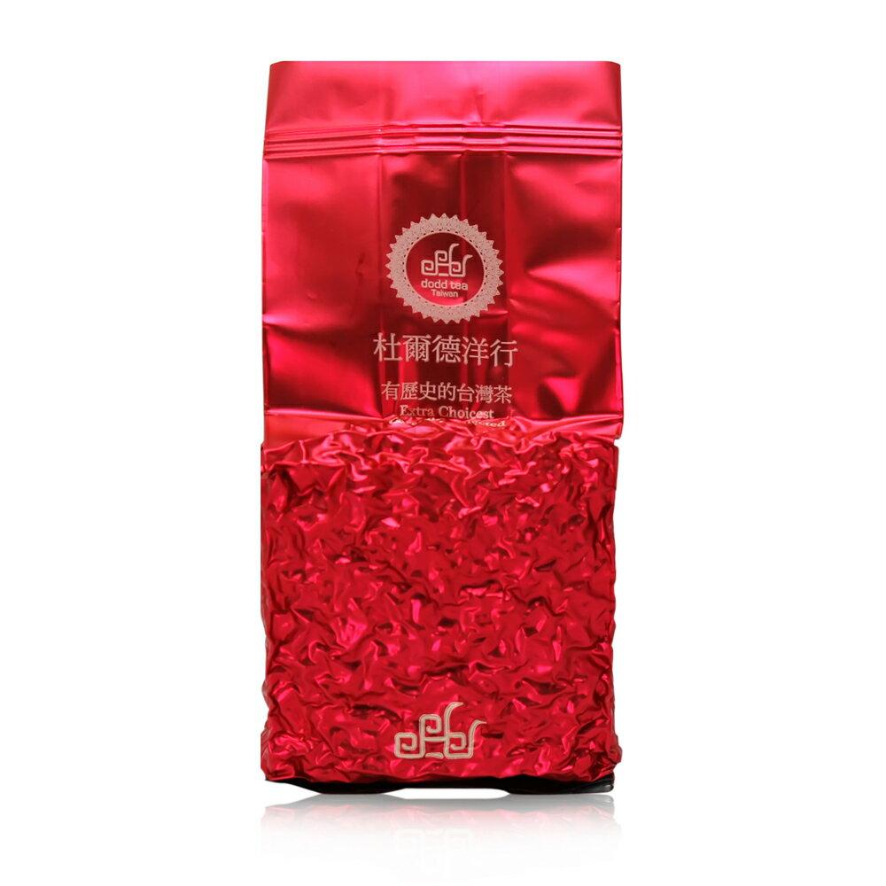 【杜爾德洋行 Dodd Tea】精選凍頂山碳培烏龍茶75g 3