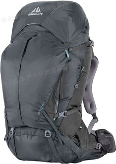 [ Gregory ] 後背包/登山背包/背包客/背包/健行 Deva 60 登山包 女款 65033 炭灰/台北山水