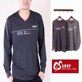 CS衣舖 質感萊卡 彈性布料 長袖T恤 8659 0