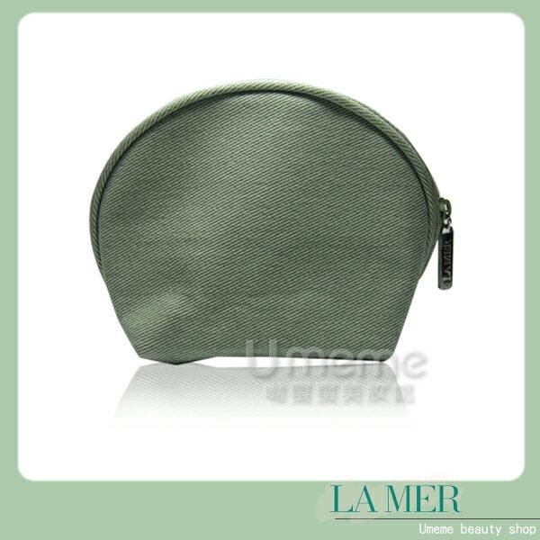 LA MER海洋拉娜 經典化妝包 (清新綠)  《Umeme》