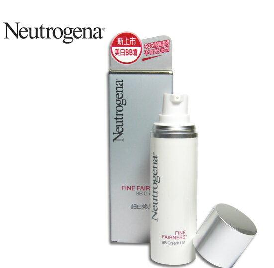 Neutrogena露得清 細白煥采BB霜UV 30ml