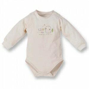 『121婦嬰用品館』KUKU 春夏有機棉連身衣 0
