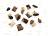 古靈精怪堅果薄片巧克力禮盒 6