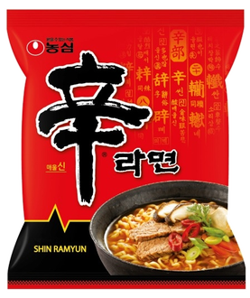 【糖果王】韓國農心 辛拉麵 內銷版