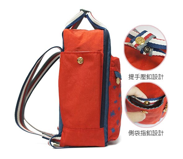 ★CORRE【JJ023】簡約時尚印刷小巧後背包★ 3
