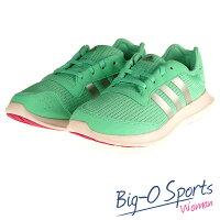慢跑_路跑周邊商品推薦到ADIDAS 愛迪達 ELEMENT REFRESH W  慢跑鞋 女 AF6475 Big-O Sports