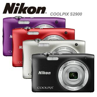 NIKON COOLPIX S2700 6倍光學26mm超廣角數位相機﹝公司貨﹞