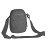 VAUDE PETo Small Shoulder Bag (anthracite) 0