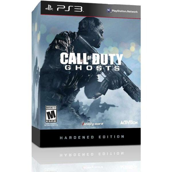 (現貨全新) PS3 決勝時刻 魅影 硬派完整版 英文美版 Call of Duty Ghosts Hardened