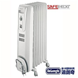 DeLonghi迪朗奇 KH770715 7片式葉片電暖器