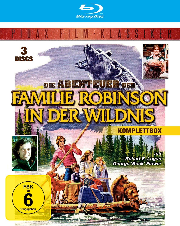 familie robinson stream