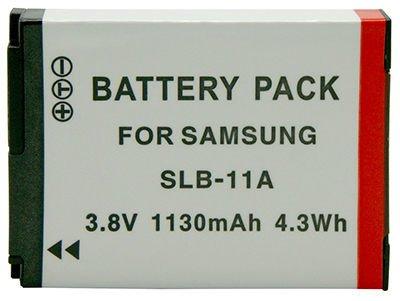 *╯新風尚潮流╭*For 三星電池 EX2 1 NX10 ST1000 5500 5000 WB600 SLB-11A