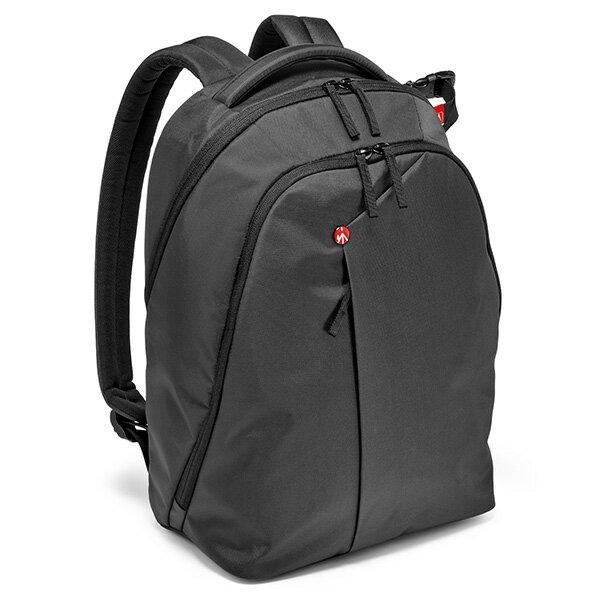 Manfrotto 正成公司貨 MB NX-BP-VGY - Backpack 雙肩後背包-灰